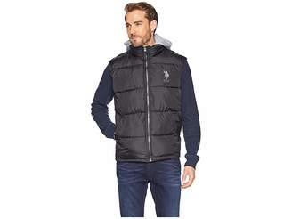 U.S. Polo Assn. Hooded Basic Vest Men's Vest