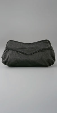 Lauren Merkin Embossed Sadie Clutch