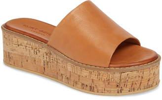 Kurt Geiger London Maci Platform Slide Sandal