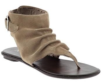 MIA - Hayat Suede Sandal