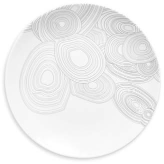 Jonathan Adler White Malachite Dessert Plate
