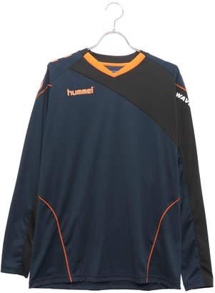 Hummel (ヒュンメル) - ヒュンメル hummel サッカー/フットサル 長袖シャツ ナガソデプラクティスシャツ HAP7111