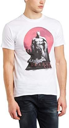 Mens Batman On Wire Regular Fit Round Collar Short Sleeve T-Shirt Brands In Limited Shop Offer Enjoy Online iReLZkNtn