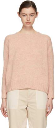 YMC Pink Wool Ingrid Sweater