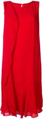 Max Mara sleeveless shift mini dress
