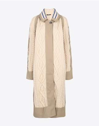 Maison Margiela Decortique Coat
