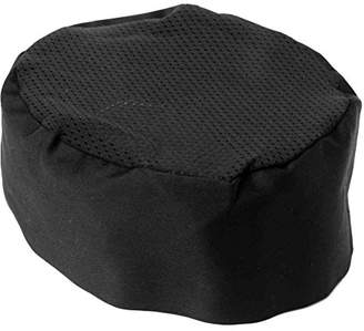 IROCH Chefs Hat Breathable Mesh Top Skull Cap