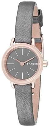 Skagen Women's SKW2359 Hagen Gold-Tone Bracelet Watch