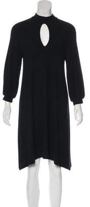 Philosophy di Alberta Ferretti Cutout Mini Dress