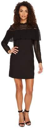 Kensie Thick Stretch Twill Dress KSNK9980 Women's Dress