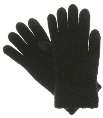 Kelly & Katie Textured Tech Touch Screen Gloves