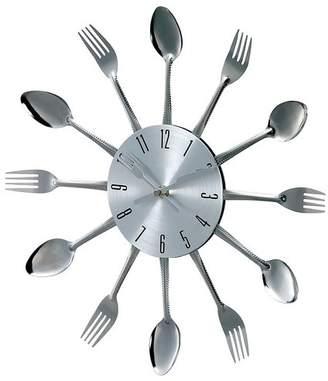 "Stilnovo 14.75"" Verichron Spoon Wall Clock"