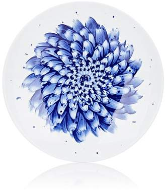 Bernardaud In Bloom Porcelain Coupe Salad Plate