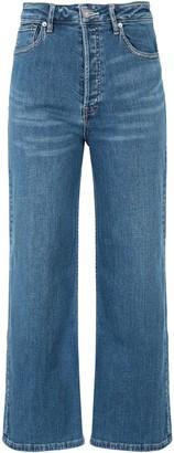 Free People Denim pants - Item 42717857HV