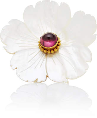 Mother of Pearl Bahina M'O Exclusive: One-Of-A-Kind Ring