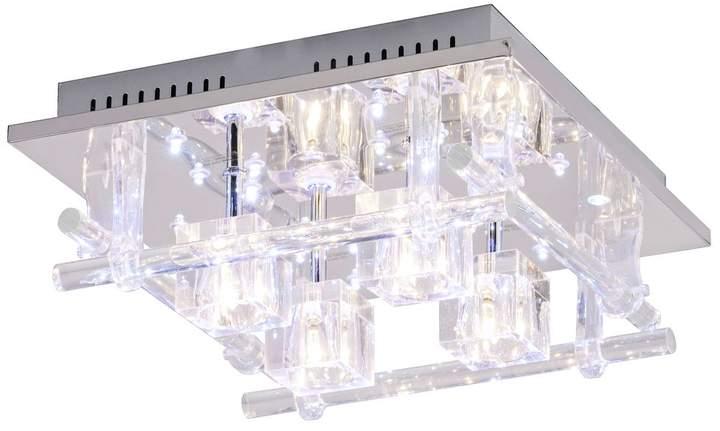 Leuchten Direkt EEK B, LED-Deckenleuchte Kemal