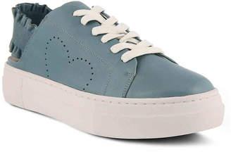 Azura Backstrap Platform Sneaker - Women's