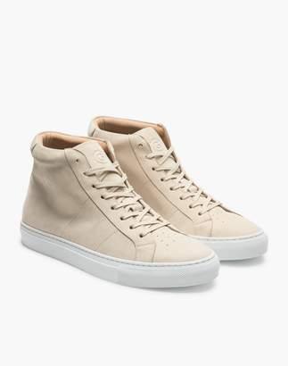 Madewell GREATS Royale Nubuck High-Top sneakers