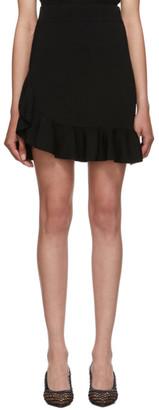 Altuzarra Black Ziggy Skirt