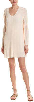 Michael Stars Bell-Sleeve Shift Dress