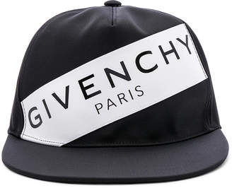 Givenchy Cap in Black & White | FWRD