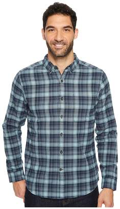 Royal Robbins Lieback Flannel Long Sleeve Shirt Men's Long Sleeve Button Up