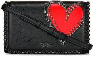 Victoria's Secret Victorias Secret Red Heart Crossbody