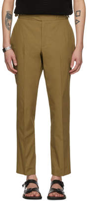 Stella McCartney Khaki Pax Trousers