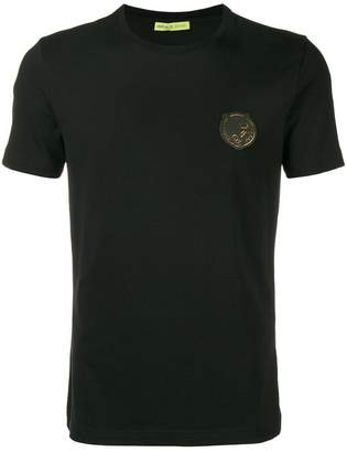 Versace applique patch T-shirt