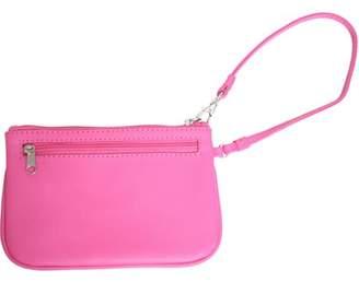 Royce Leather Women's Slim iPhone Wristlet Wallet in Genuine Leather