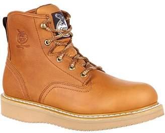 Georgia Boot Georgia Men's Steel Toe Wedge Farm & Ranch Boots