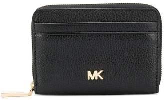 MICHAEL Michael Kors zipped logo wallet