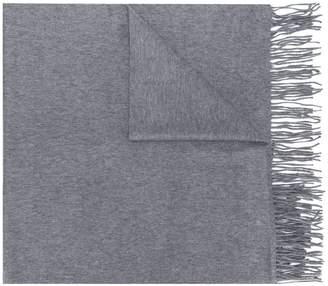 N.Peal woven shawl scarf