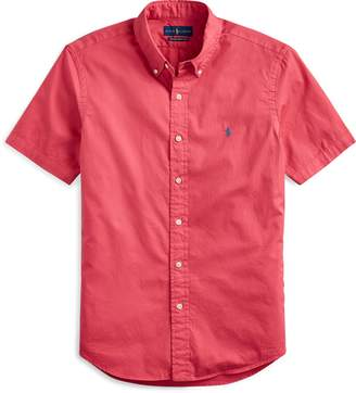 Ralph Lauren Classic Fit Cotton Twill Shirt