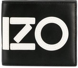 Kenzo logo wallet