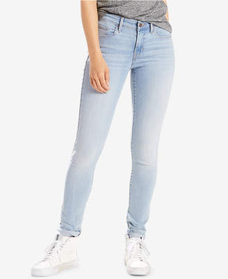 Levi's Mid-Rise Skinny Jeans