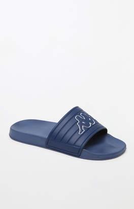 Kappa Logo Matese Slide Sandals