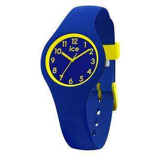 Ice Watch Ice-Watch - Ice Ola kids Rocket - Boy's Wristwatch with Silicon Strap - 015350 (Extra Small)