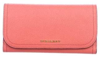 Burberry Leather Porter Wallet