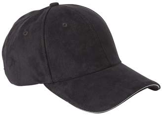Athleta Faux Suede Baseball Cap