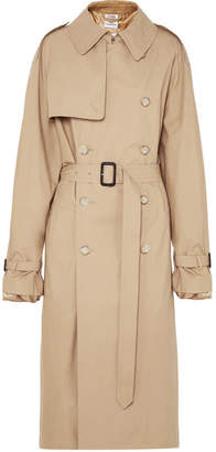 Mackintosh Gabardine Trench Coat - Beige