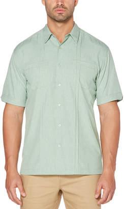 Cubavera Chambray Two-Pocket Shirt