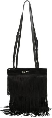 Miu Miu Fringed Bag