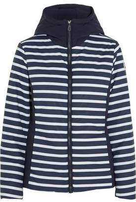 Fusalp Hafjell Stripes Hooded Stretch-Shell Ski Jacket