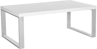 One Kings Lane Remy Coffee Table - White