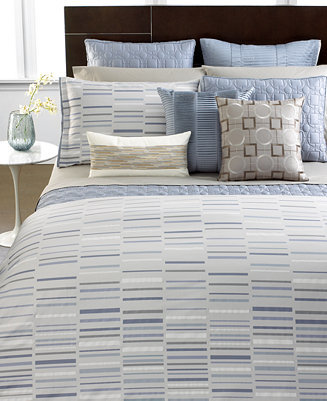 Hotel Collection CLOSEOUT! Gradient King Duvet Cover