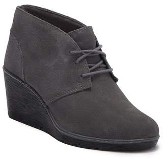 Clarks Hazen Charm Wedge Boot - Wide Width Available