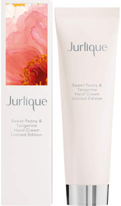 Jurlique Sweet Peony & Tangerine Festive Hand Cream