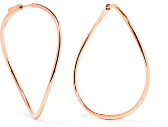 Anita Ko 18-karat Rose Gold Earrings