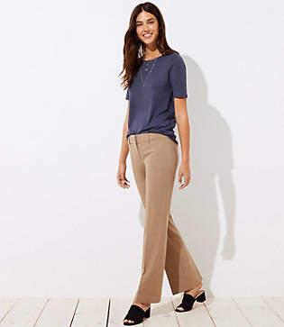 LOFT Trousers in Custom Stretch in Marisa Fit